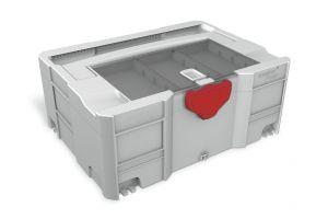 Systainer Koffer 2  mit Schaumstoff